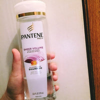 Flat to Volume Pantene Pro-V Sheer Volume Shampoo uploaded by haylee g.