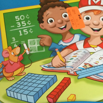 Photo of School Zone Time/ Money/ Fractions Workbook uploaded by Kristin W.