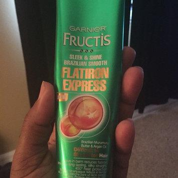 Garnier® Fructis® Sleek & Shine Brazilian Smooth Flatiron Express Leave-In Balm 5.1 fl. oz. Tube uploaded by Farah R.