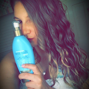 Organix Moroccan Sea Salt Spray uploaded by Hallie S.
