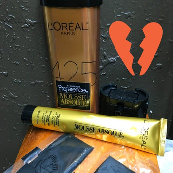 Photo of L'Oréal Paris Superior Preference Mousse Absolue Reusable Hair Color uploaded by Sarah E.