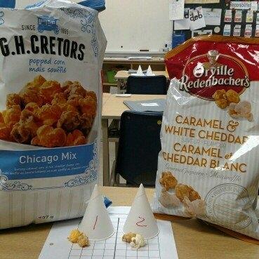 Orville Redenbacher's® Caramel White Cheddar Popcorn uploaded by Hu Yun L.