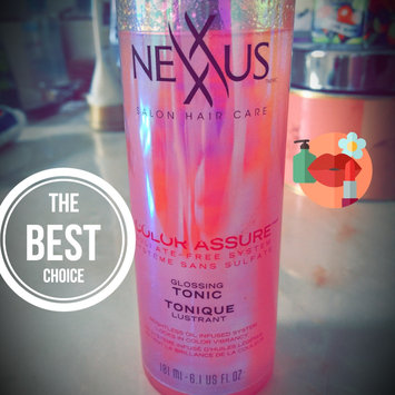 Nexxus Color Assure Glossing Tonic - 6.1 fl oz uploaded by Danni T.
