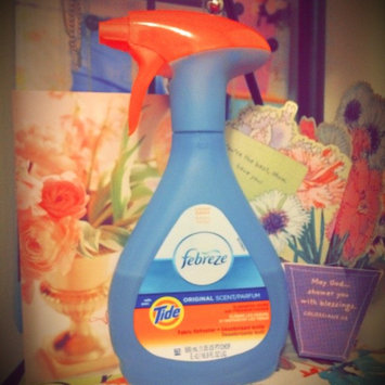 Photo of Febreze Fabric Refresher Fabric Refresher - Tide Original uploaded by Kimberly M.
