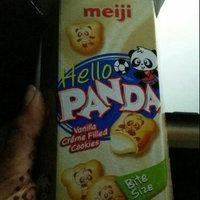 Meiji Hello Panda Vanilla Creme Filled Cookies uploaded by Rupali P.
