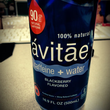 Photo of Avitae Caffeinated Water 90mg uploaded by michell c.