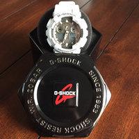 G Shock Analog-Digital Ice Gray Watch, 55mm uploaded by Lina V.