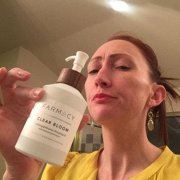 Photo of Farmacy Clear Bloom Makeup Glideaway Cleansing Oil 6.1 oz uploaded by Jennifer E.