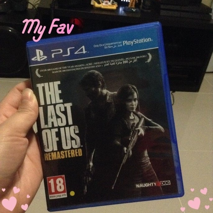 Sony The Last of Us: Remastered (PlayStation 4) uploaded by Nurys C.