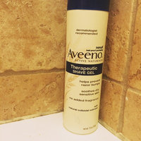 Aveeno® Therapeutic Shave Gel uploaded by Gina B.