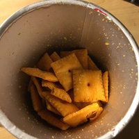 Cheez-It® Cheddar Baked Snack Crackers Mini Cup uploaded by Ashley L.