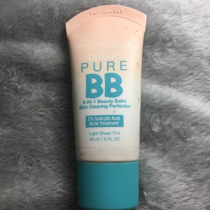 Maybelline Dream Pure BB Cream Skin Clearing Perfector uploaded by member-c1ab3d0a8