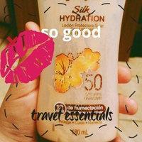 Hawaiian Tropic Silk Hydration Sunscreen Lotion uploaded by Francisca V.