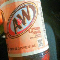 A&W Cream Soda uploaded by Jordan M.