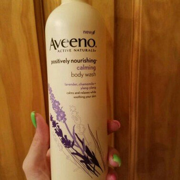 Aveeno Positively Nourishing Calming Body Wash uploaded by Shannon R.