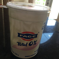 Fage Total 0% All Natural Nonfat Plain Greek Strained Yogurt 6 oz uploaded by Janelle L.