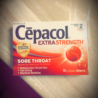 Cepacol Sore Throat Oral Pain Reliever Lozenges uploaded by Jonathan H.