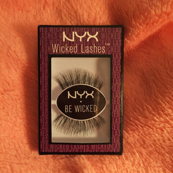 NYX Wicked Lashes uploaded by Ellie S.