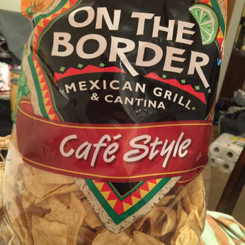 Photo of On The Border Tortilla Chips Cafe Style uploaded by Wendy C.