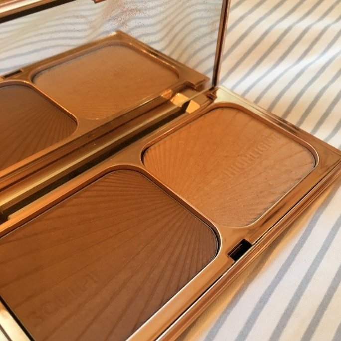 Charlotte Tilbury Filmstar Bronze & Glow Face Sculpt & Highlight uploaded by Isabelle F.