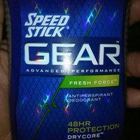 Speed Stick Gear Antiperspirant uploaded by liz m.