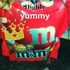 Photo of M&M's Chocolate Candies Peanut Butter uploaded by Johanna l.