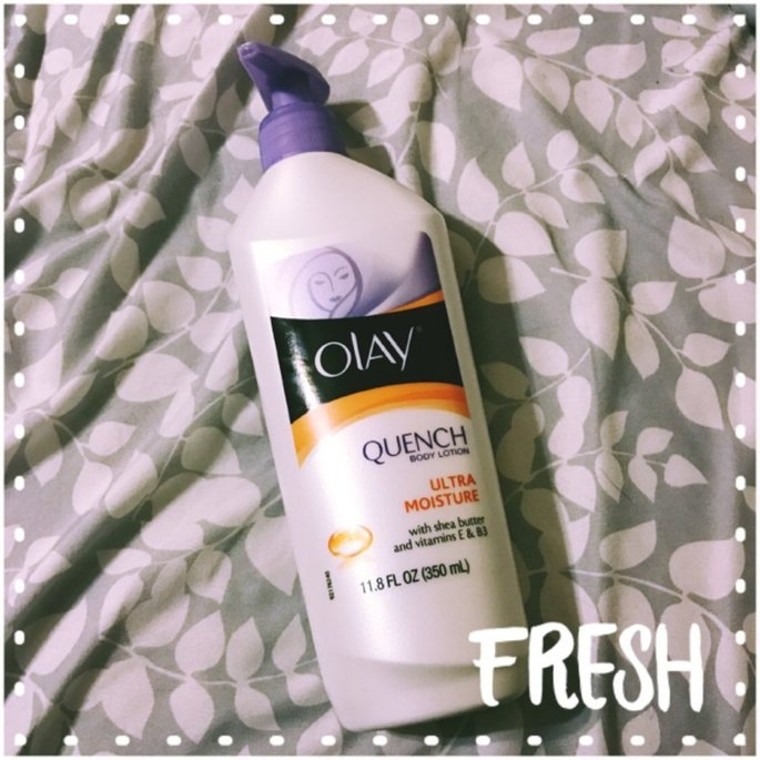 Olay Quench Daily Lotion uploaded by Kaylee M.