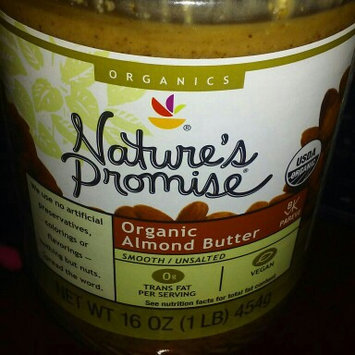 Nature's Promise Organics Organic Almond Butter uploaded by Adriana F.