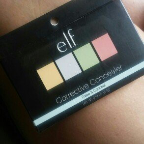 Photo of e.l.f. Corrective Concealer uploaded by Julia F.