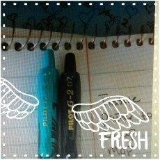 3-Ct. Pilot G2 Gel Roller Pens - Blue uploaded by Ashiah W.