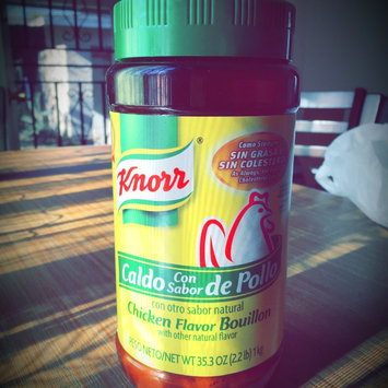 Photo of Knorr® Chicken Granulated Bouillon uploaded by Jessica G.