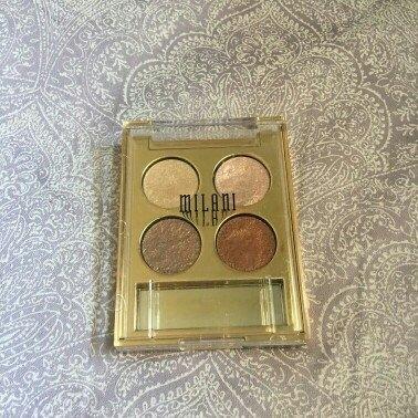 Milani Fierce Foil Eyeshadow Quartette uploaded by Anna Z.