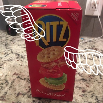 Photo of Nabisco RITZ Crackers Fresh Stacks uploaded by Jorge G.