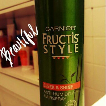 Photo of Garnier Fructis Style 24HR Extreme Hold Hairspray, 6 oz uploaded by Anny F.
