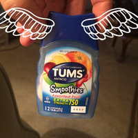 Tums® Smoothies™ Extra Strength 750 Assorted Fruit Antacid Tablets 12 ct Bottle uploaded by Genevieve V.