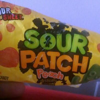 Sour Patch Peach Candy uploaded by Khariane G.