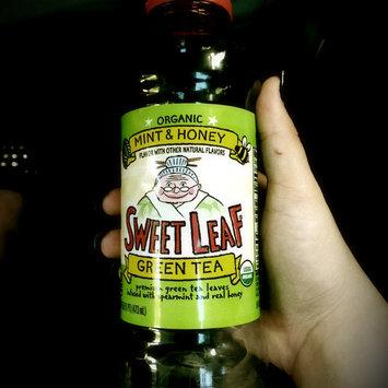 Sweet Leaf® Mint & Honey Green Tea 16 fl. oz. Bottle uploaded by Jaden R.
