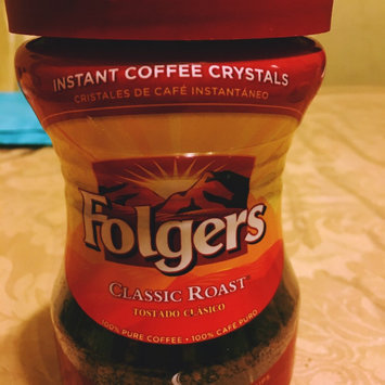 Photo of Folgers Classic Roast Instant Coffee Crystals uploaded by Nelly l.