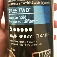 TRESemme TRES Two Freeze Hold Hair Spray uploaded by M-C R.