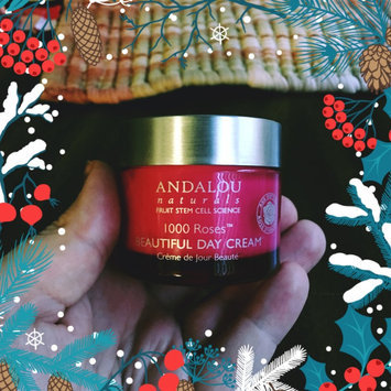 Photo of Andalou Naturals 1000 Roses Beautiful Day Cream uploaded by Sara F.