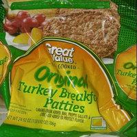Great Value: Turkey Breakfast Patties, 24.92 Oz uploaded by ALESHA Z.