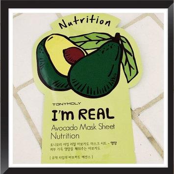 Tony Moly - I'm Real Avocado Mask Sheet (Nutrition) 10 pcs uploaded by Catherine K.