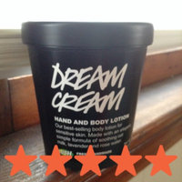 LUSH Dream Cream Body Lotion uploaded by Helen H.