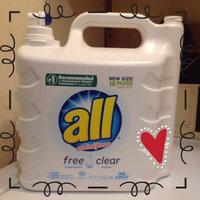 all® Radiant Laundry Detergent 73 Loads 141 fl. oz. Bottle uploaded by Hira T.