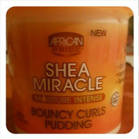 African Pride Shea Butter Miracle Bouncy Curls Pudding  uploaded by Alis V.