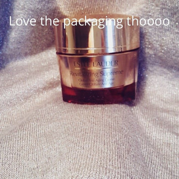 Photo of Estée Lauder Revitalizing Supreme Global Anti-Aging Creme uploaded by meg W.