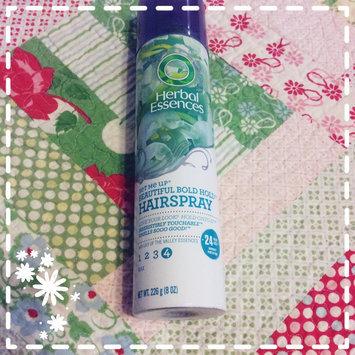 Herbal Essences Set Me Up Hairspray uploaded by Sarah R.