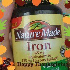 Photo of Nature Made Iron Dietary Supplement Tablets, 65mg, 260 count uploaded by Domii Elizabeth L.