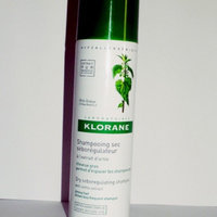 Klorane Dry Shampoo with Nettle uploaded by Brittany D.