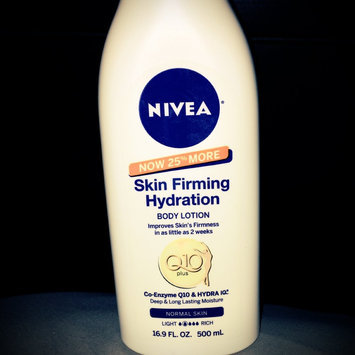 Nivea Skin Firming Body Lotion with Q10 Plus uploaded by Jesenia L.